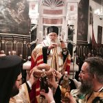 Αρχιερατικός Εσπερινός για την Συμπολιούχο της Κέρκυρας Αγία Θεοδώρα την Αυγούστα και τον Άγιο Βλάσιο στην Κέρκυρα 5