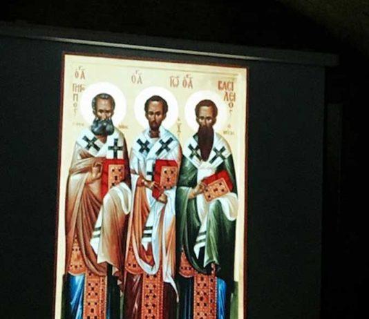 Εκδήλωση για τους Τρεις Ιεράρχες στην Ι.Μ. Κερκύρας