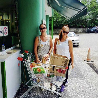 Εκστρατεία στα σούπερ μάρκετ της Κέρκυρας για το Κοινωνικό Παντοπωλείο της τοπικής μας Εκκλησίας