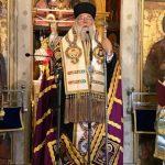 Επίσημη Δοξολογία για την 28η Οκτωβρίου στην Ι.Μ. Κερκύρας