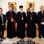 Επίσκεψη του Αποστολικού Νούντσιου στον Μητροπολίτη Κερκύρας 4