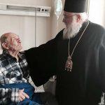 Επίσκεψη του Σεβασμιωτάτου στο Νοσοκομείο Κέρκυρας