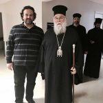 Επίσκεψη του Σεβασμιωτάτου στο Νοσοκομείο Κέρκυρας 3