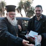 Επισκέψεις του Μητροπολίτου Κερκύρας ενόψει του Αγίου Πάσχα 6