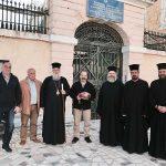 Επισκέψεις του Μητροπολίτου Κερκύρας ενόψει του Αγίου Πάσχα 9