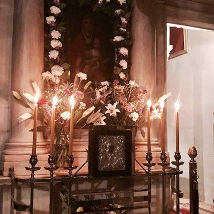 Η Β' Στάση των Χαιρετισμών στο Ι.Π. του Αγίου Σπυρίδωνος