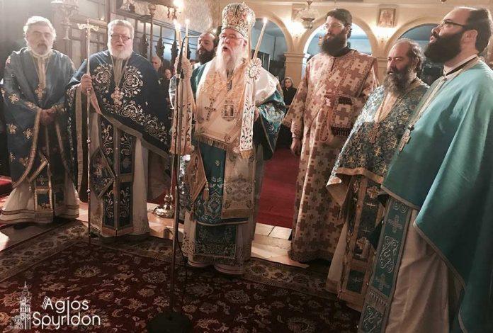 Η Εορτή του Αγίου Ιωάννου στην Κέρκυρα