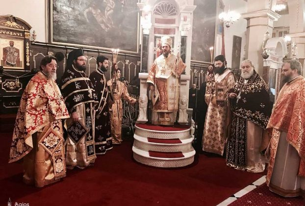 Η Κυριακή της Ορθοδοξίας στην Ι.Μ. Κερκύρας