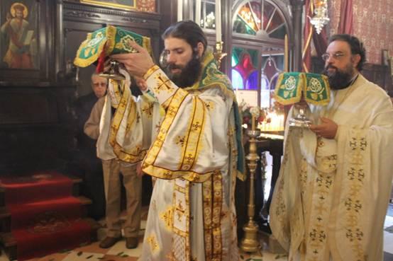 Η Σύναξις των Παμμεγίστων Ταξιαρχών Μιχαήλ και Γαβριήλ στην Ι.Μ. Κερκύρας