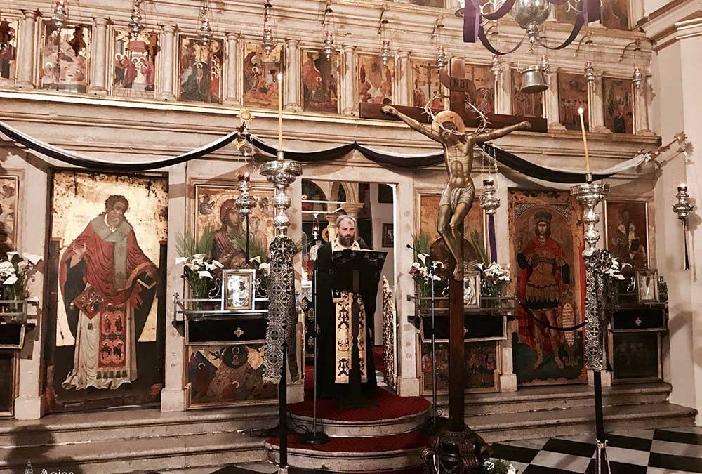 Photo of Η αποστολή του Χριστιανού είναι η άρση του σταυρού και η διακονία των αδελφών του