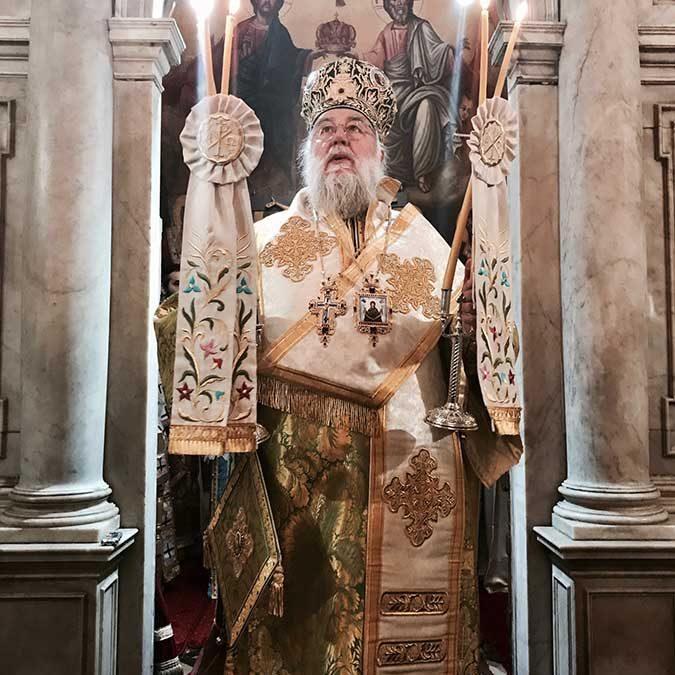 Η εορτή του Αγίου Αντωνίου στην Ι.Μ. Κερκύρας