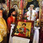 Η εορτή του Αγίου Γεωργίου στην Ι.Μ. Κερκύρας