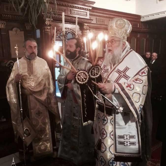 Photo of Η εορτή του Αγίου Τρύφωνος στην Ι.Μ. Κερκύρας
