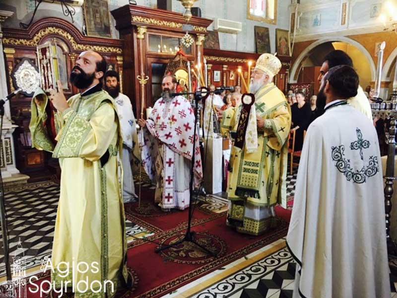 Photo of Celebrating Saint Elias the Prophet in the Holy Metropolis of Corfu