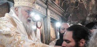 Η εορτή των Αγίων Αθανασίου και Κυρίλλου, Πατριαρχών Αλεξανδρείας στην Ι.Μ. Κερκύρας