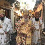 Η λιτάνευση του Ιερού Σκηνώματος του Αγίου Σπυρίδωνος της 11ης Αυγούστου 8