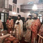 Θεία Λειτουργία για τον Άγιο Αρσένιο Μητροπολίτη Κερκύρας