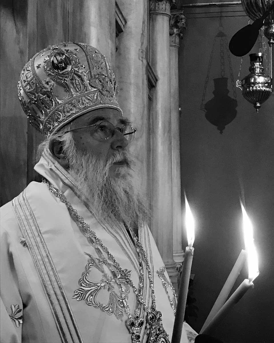 Θεία Λειτουργία στο Ιερό Προσκύνημα του Αγίου Σπυρίδωνος επί τη συμπληρώσει 15ετούς διακονίας του Μητροπολίτου Κερκύρας κ. Νεκταρίου 8