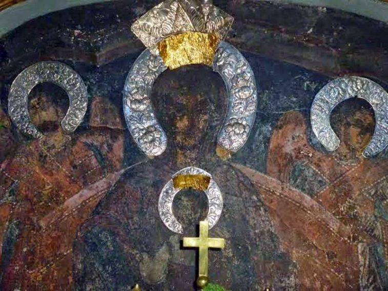 Ιερά μονή Υπεραγίας Θεοτόκου Υψηλής Μαγουλάδων