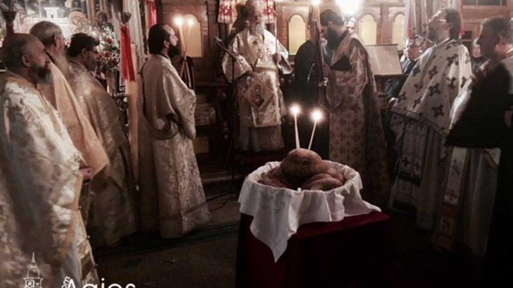Κέντρο της ζωής του κάθε Χριστιανού είναι η Θεία Ευχαριστία
