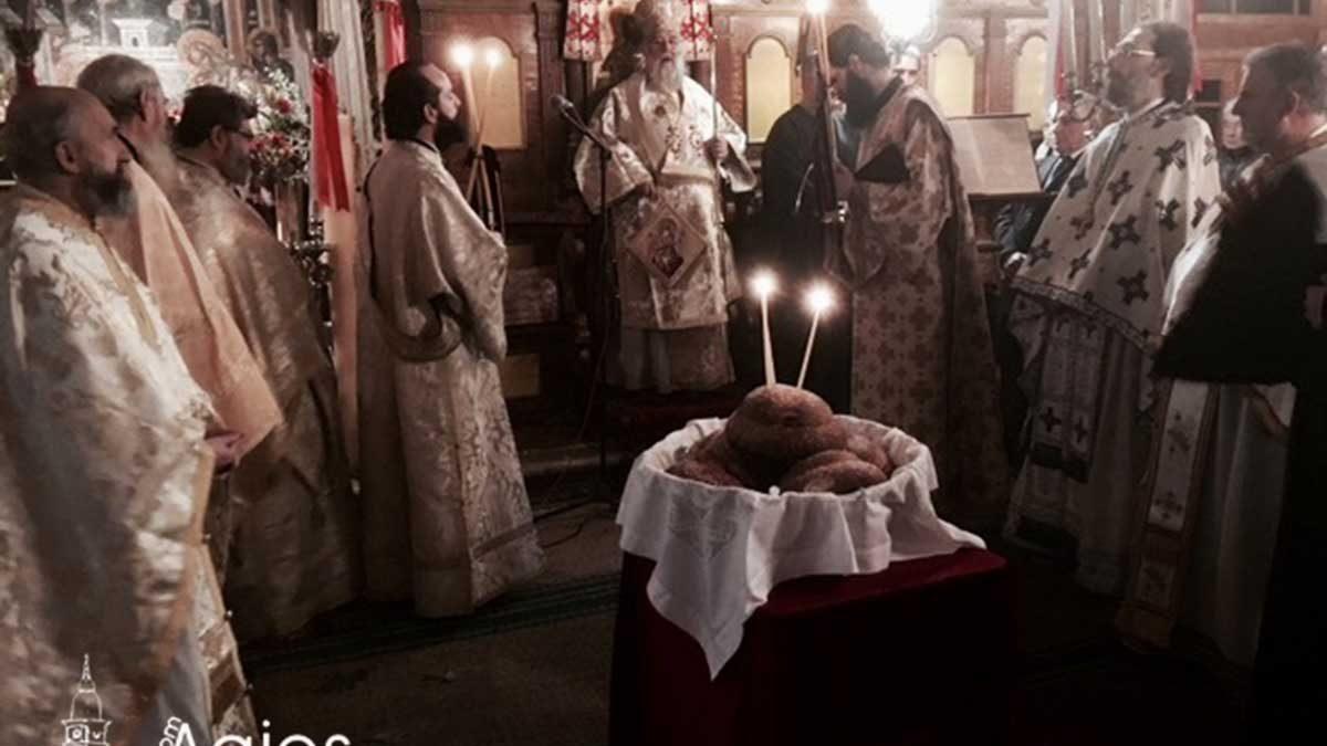 Photo of Κέντρο της ζωής του κάθε Χριστιανού είναι η Θεία Ευχαριστία