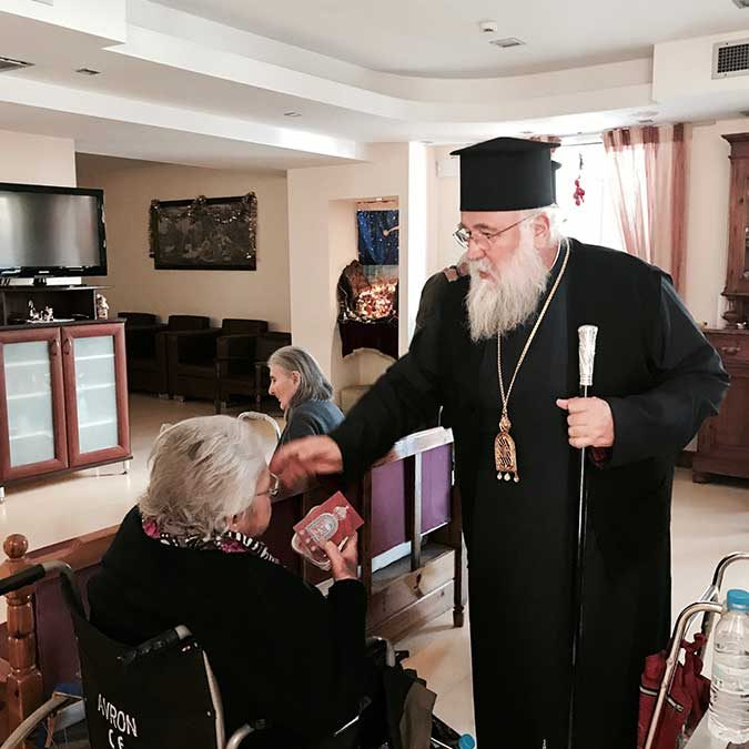Photo of MESSAGE OF HIS EMINENCE, BISHOP OF CORFU ON THE OCCASION OF CHRISTMAS 2017