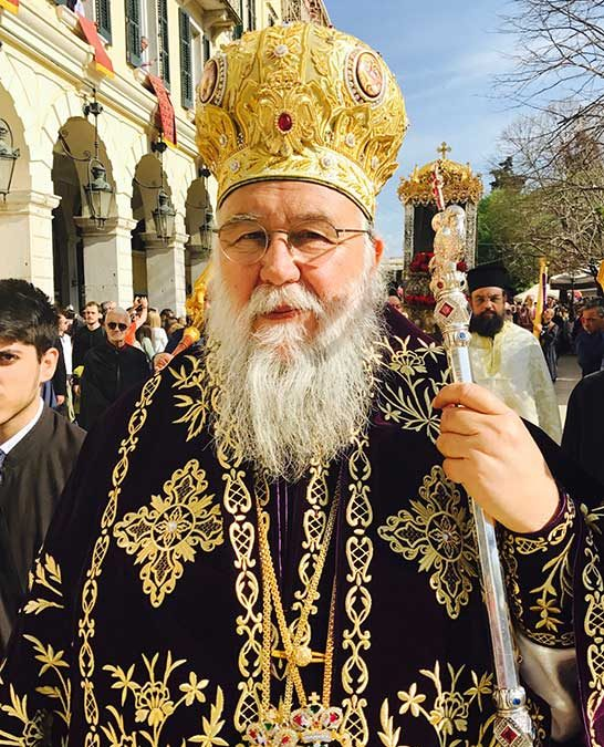 Photo of Easter Message 2018 of His Eminence, the Bishop of Corfu, Paxoi and Diapontian Islands, Mr. Nektarios