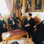 Ο Αρχιεπίσκοπος Τιράνων και πάσης Αλβανίας στην Κέρκυρα 5