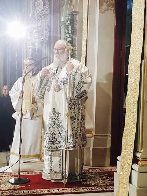 Ο Μητροπολίτης μας σε Κόρινθο και Αθήνα για την εορτή των Πρωτοκορυφαίων Αποστόλων Πέτρου και Παύλου