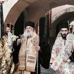 Πανηγυρικός Αρχιερατικός Εσπερινός για τον Άγιο Αρσένιο Μητροπολίτη Κερκύρας 7