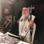 Προηγιασμένη Θεία Λειτουργία στο Ι.Π. του Αγίου Σπυρίδωνος 2