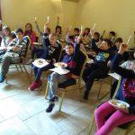 Συνάντηση των παιδιών των Κατηχητικών της Μητροπόλεως Κερκύρας