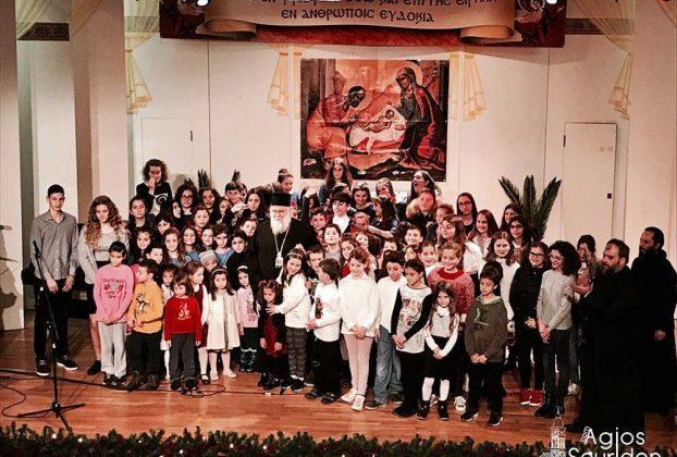 Τα παιδιά μας είναι η ελπίδα, σε έναν κόσμο που εξοβελίζει τον Χριστό