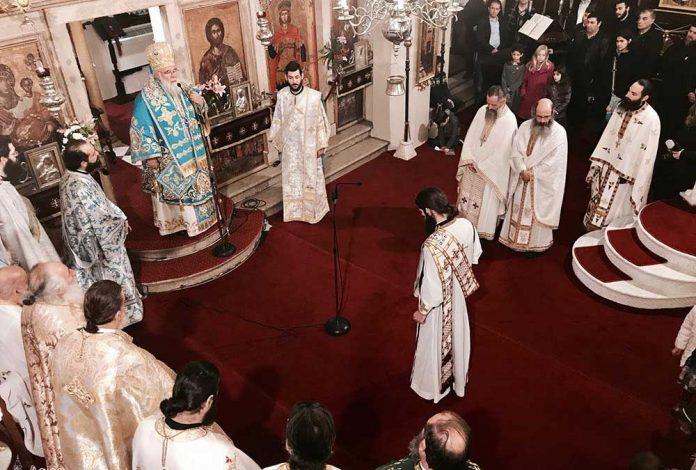 Χειροτονία Ιερέως στην Ι.Μ. Κερκύρας
