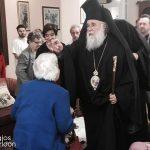Χριστουγεννιάτικη Θεία Λειτουργία στην Κέρκυρα 11