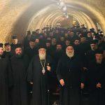 Έκτακτη Ιερατική Σύναξη της Ι.Μ. Κερκύρας