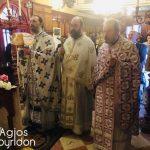 Η Σύναξη των Παμμεγίστων Ταξιαρχών Μιχαήλ και Γαβριήλ στην Ι.Μ. Κερκύρας