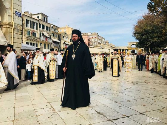 Η λιτανεία του Πρωτοκύριακου στην Κέρκυρα