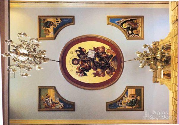 Ιερά Μονή Αγίων Θεοδώρων Καμάρας
