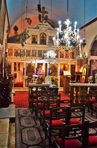 Ιερός Ναός Παναγίας Κασσωπίτρας (Κασσιώπη)