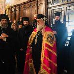 Αρχιερατικός Εσπερινός στο Ιερό Προσκύνημα του Αγίου Σπυρίδωνος Κερκύρας