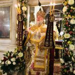 Δισαρχιερατική Θεία Λειτουργία στον Άγιο Σπυρίδωνα στην Κέρκυρα