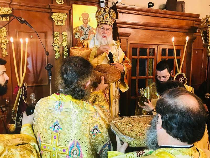 Photo of Celebrating Saint Eleftherios in the Holy Metropolis of Corfu