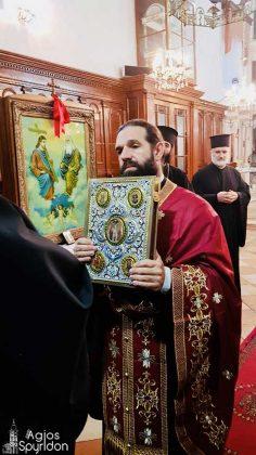 Οι Μάρτυρες της Πίστεως αποτελούν τα εχέγγυα που στηρίζουν της Εκκλησία μας