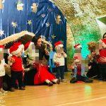 Χριστουγεννιάτικη γιορτή του Βρεφονηπιακού Σταθμού της Ι.Μ. Κερκύρας