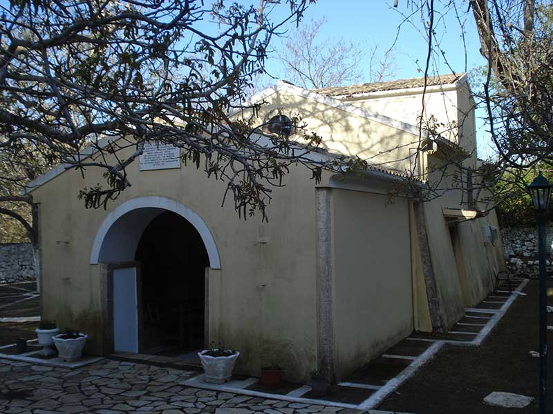 Photo of Ιερά μονή Παντοκράτορα Αγίων Δέκα, Ανάληψη Γαλήσιου όρους