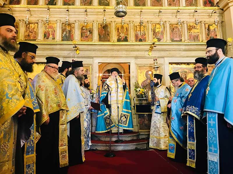 Photo of Εορτή του Ευαγγελισμού και της Εθνικής Παλιγγενεσίας στην Κέρκυρα