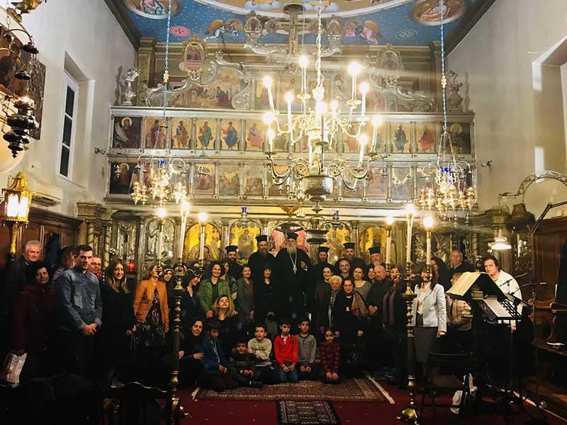 Photo of Η Εκκλησία ως κοινωνία αγκαλιάζει οικογένεια και νεότητα