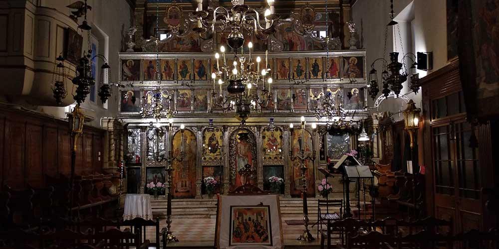 Ιερός ναός η ιστορία άγιοι πάντες κέρκυρα