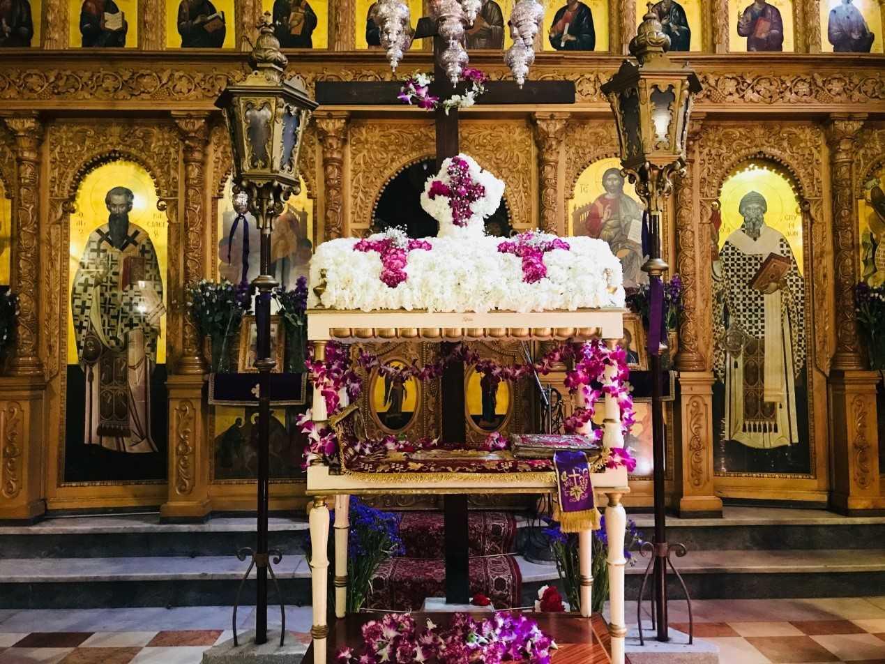 Ιερός Ναός Αγίας Παρασκευής